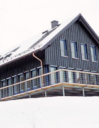 Haus Krausse - Außenansicht