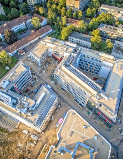 Uni-Campus Poppelsdorf-1.BA_2015-Quelle: Uni Bonn/ BLB NRW Köln