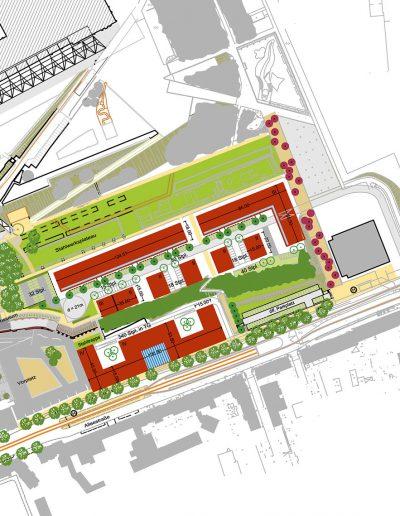 Westpark Bochum - Bebauungsplan 877