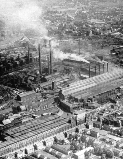 Westpark Bochum - 1956
