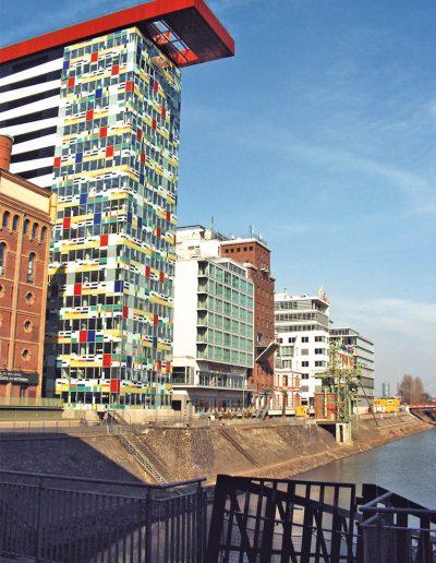 Düsseldorf altes Hafenrevier 2