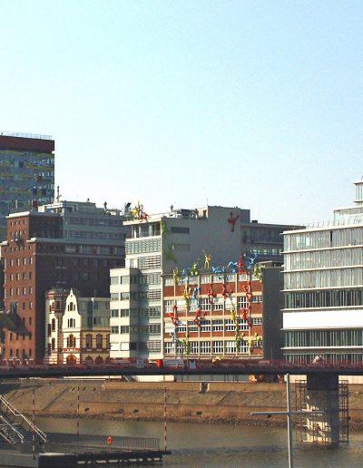 Düsseldorf altes Hafenrevier 1