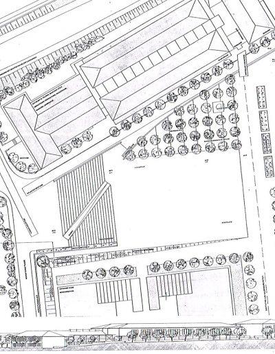 Nordsternplatz-Lageplan