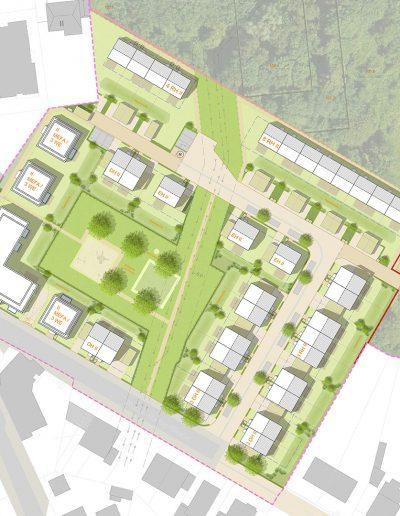 Mülheim-Heißen-Lageplan