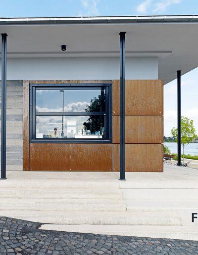Fährpavillon Graurheindorf - Bild 2