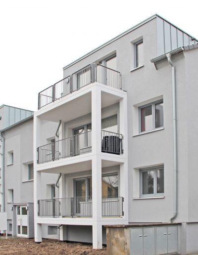 Dunantstraße - vorne