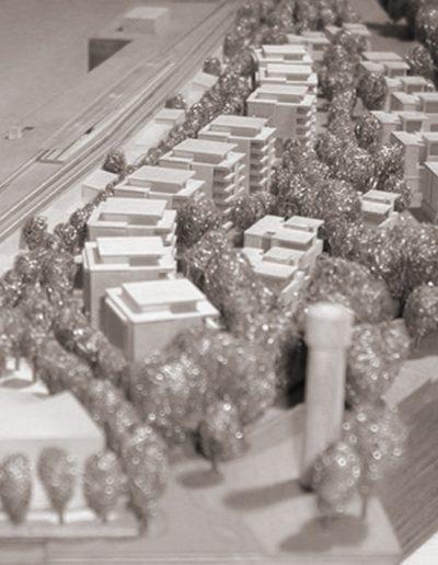 Sachfabrik Duwe - Modell