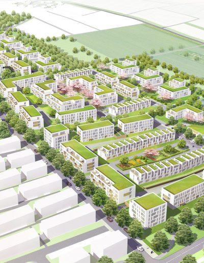 Frankfurter-Berg - Lageplan