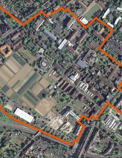 Campus Poppelsdorf-Abgrenzung