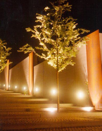 Westpark Bochum - Nachts-1