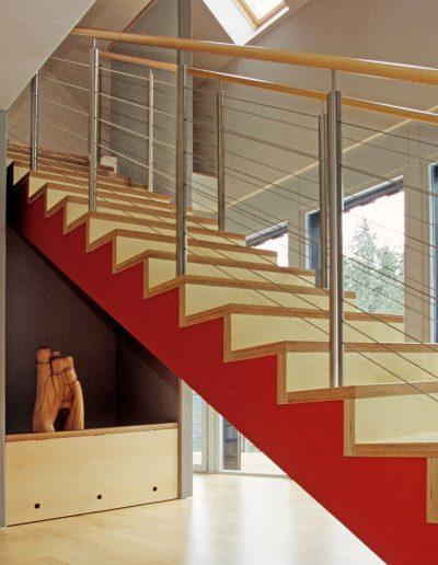 Haus Krausse-innen-Treppe